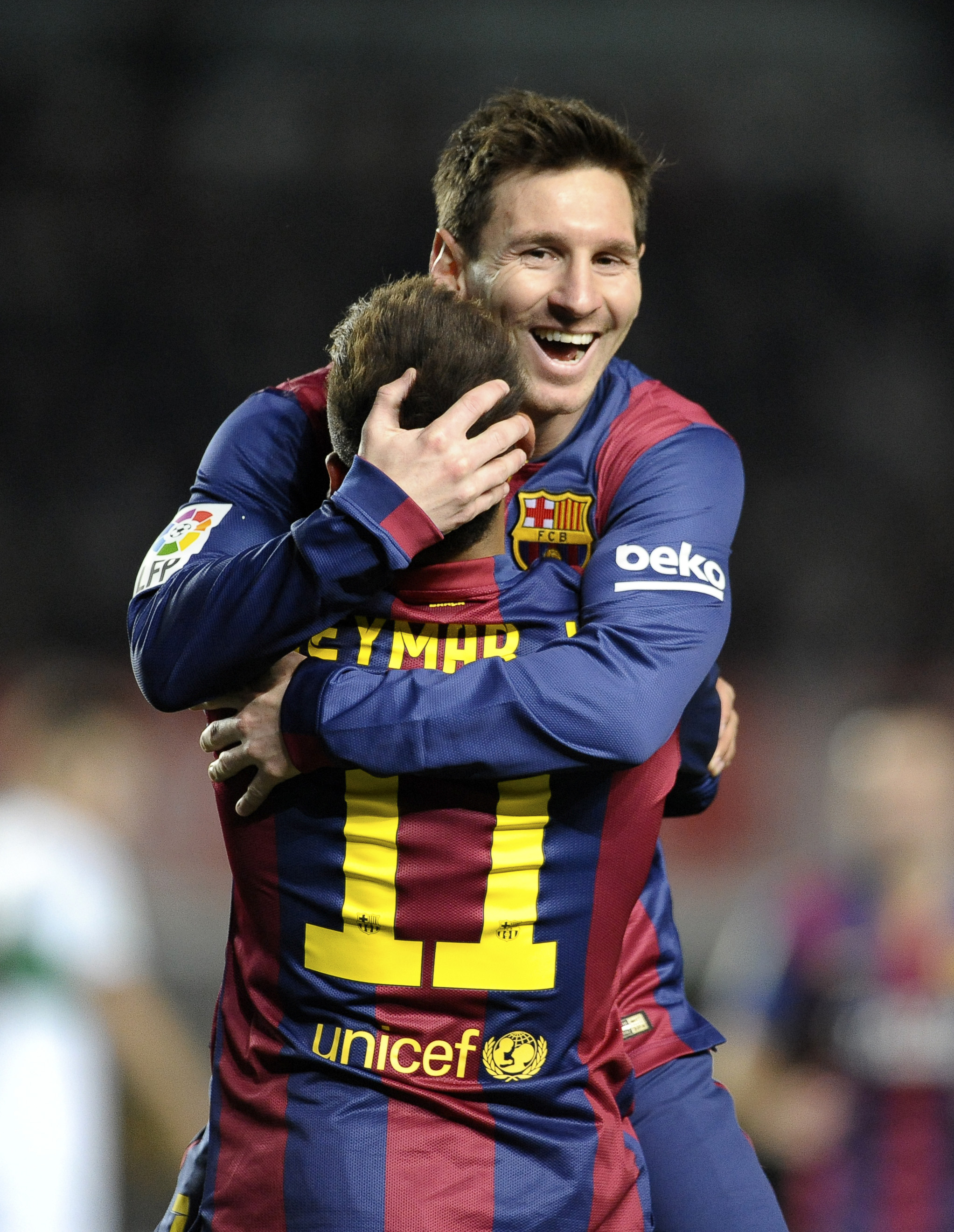 Primera Division: Elche vs FC Barcelona