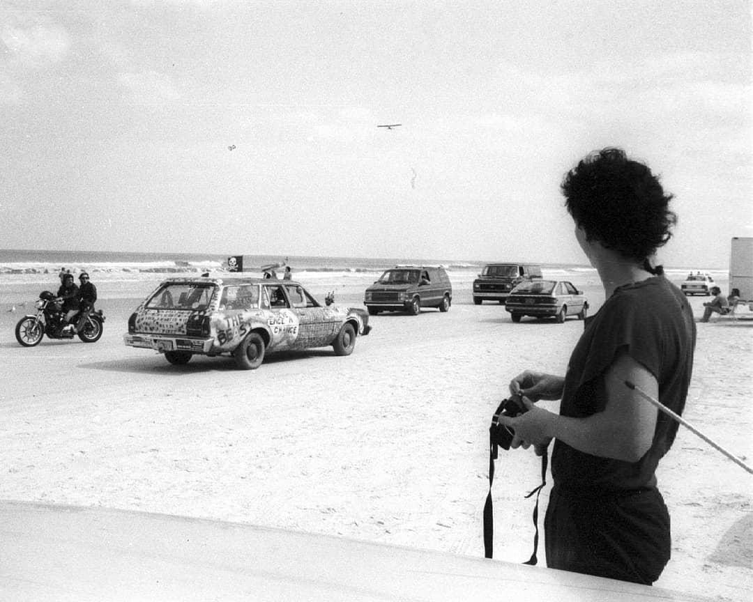 Bike Week, Daytona Beach 1985