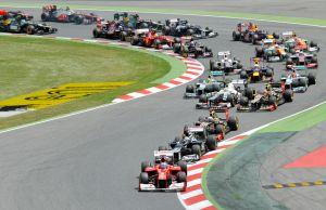 Formula1: Spanish Grand Prix