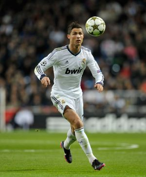 6.11.2012: Champions League: Real Madrid - Borussia Dortmund