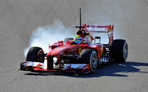 F1 Tests Jerez