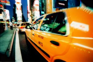 Taxi, New York City